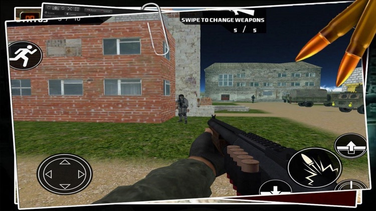 Hero Swat Killer 3D