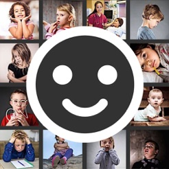 Image result for ABA Flash Cards - Emotions app""