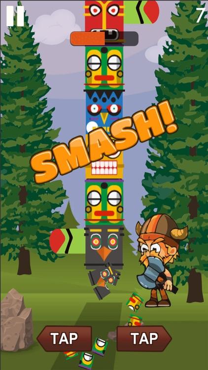 Smash The Totem