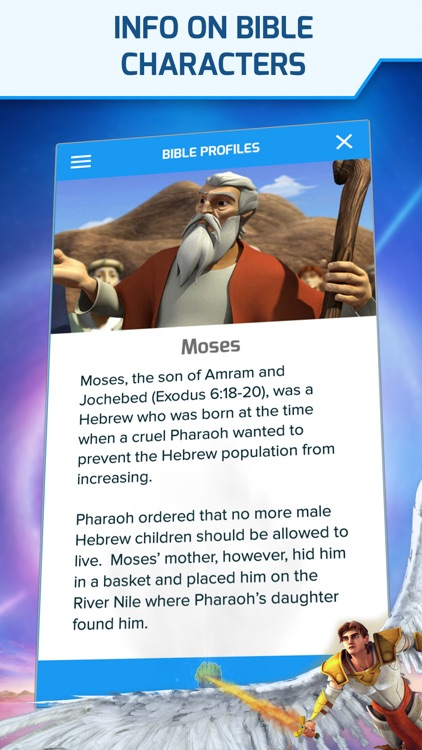 Superbook Kid's Bible, Videos and Games screenshot-4