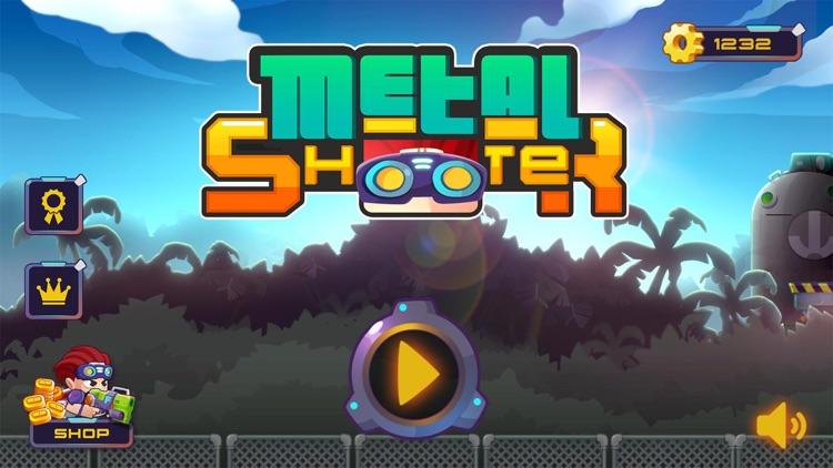 Metal Shooter: Run and Gun screenshot-4