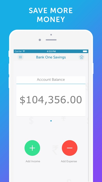 Easy Spending - Money Tracker & Budget Planner Скриншоты7