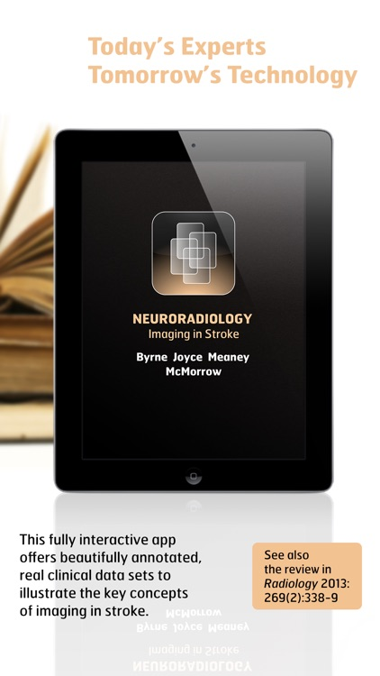 Diagnostic Radiology - Imaging in Stroke screenshot-0