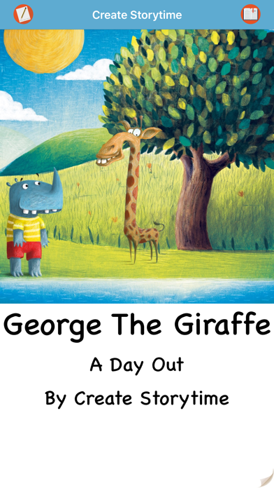 George the Giraffe - by Create Storytime
