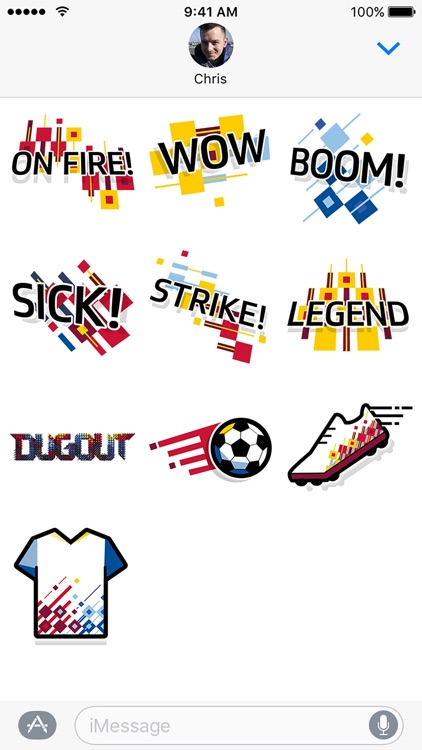 Dugout Stickers screenshot-1