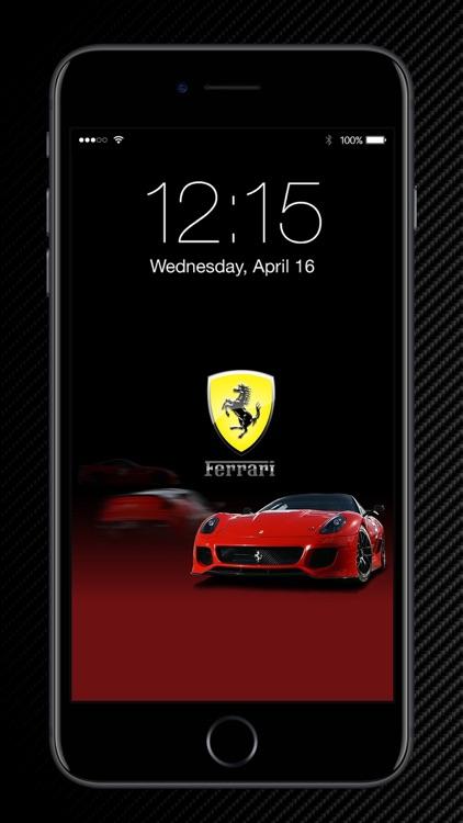 SuperCars - HD Wallpapers & Lock Screens screenshot-3