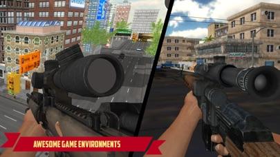 US Sniper Assassins Gangster 3D Killing Game screenshot four