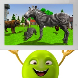 Animal Zoo Games - wild animal simulator