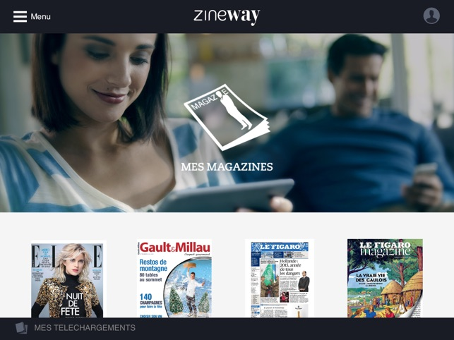 zineway sur mac