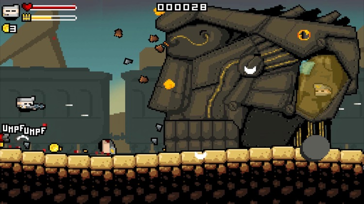 Gunslugs 2 screenshot-0