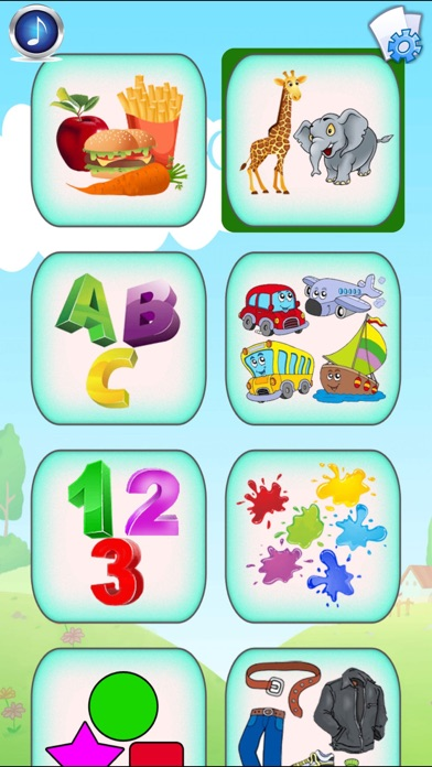 download Baby Flash Cards : 500+ Words apps 0