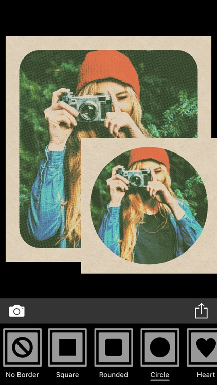 Printed - Vintage Design Photo Filters screenshot-3
