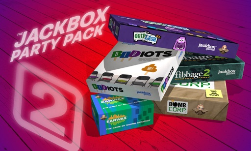 The Jackbox Party Pack 2 icon