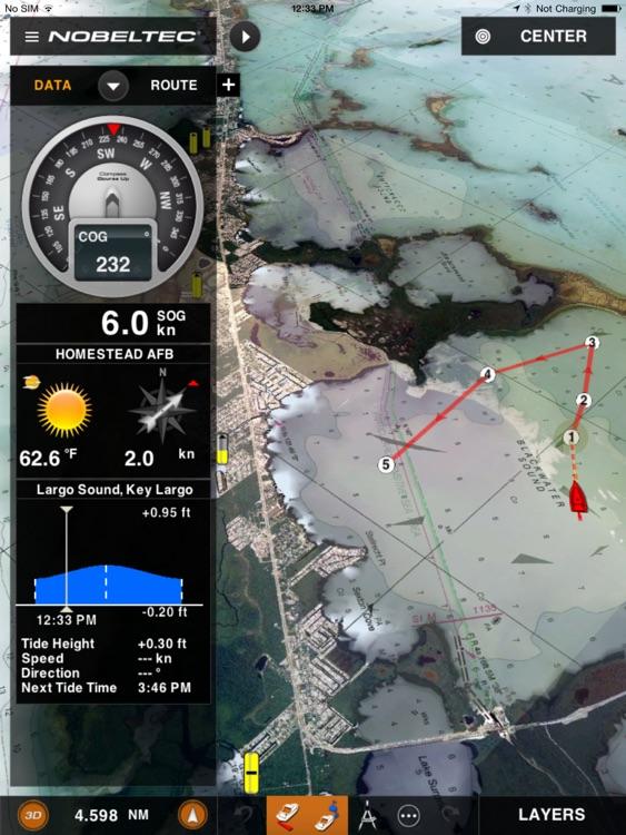 Nobeltec Marine Navigation