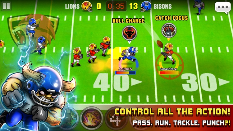 Football Heroes Online screenshot-2