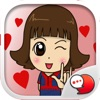 Nong-ma-feang Stickers for iMessage Free