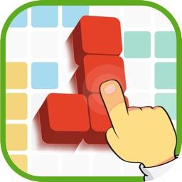 Unblock Unroll Block Hexa Puzzle - logic two dots