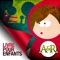 App Icon for My first French interactive book: Little Red Cap App in Mexico IOS App Store