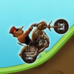 Crazy Hill Climb Trial New Version Moto Bike Rider