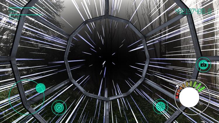 Project Falcon: Hyperspace Simulator AR