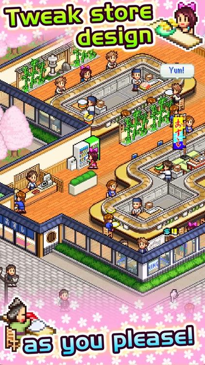 The Sushi Spinnery screenshot-3