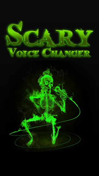Scary Voice Changer & Horror Sound Effect Modifier