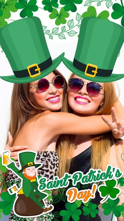 St. Patrick's Day photo editor & Frames - Pro screenshot-4