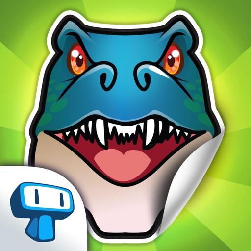 My Dino Album - Collect & Trade Dinosaur Stickers