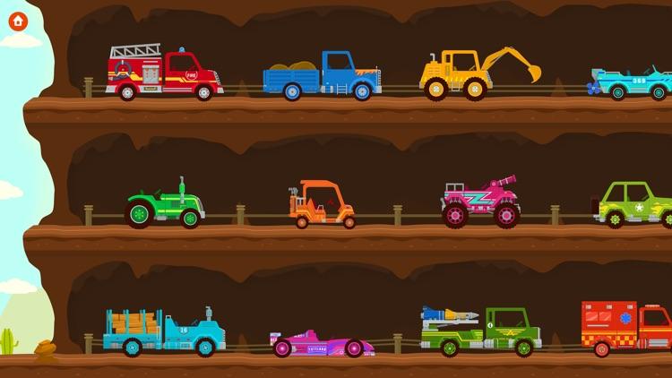 Monster Truck Driver - Simulator Games For Kids screenshot-0