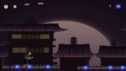 A Samurai Run and Jump screenshot 3