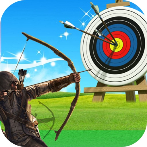 Archery Prince : 3D Real Cross Bow Arrow Game 2017 icon