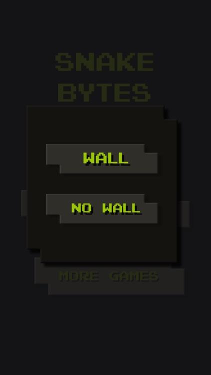 Snake Bytes - Classic Pixel Game screenshot-4