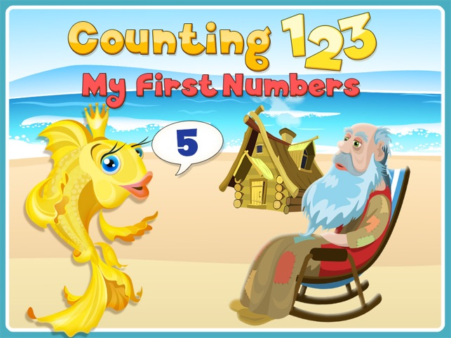‎Counting 123 - Learn to count Screenshot