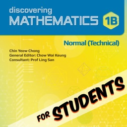 Discovering Mathematics 1B (NT) for Students