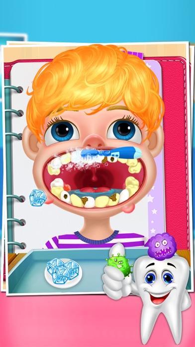 Gioco del dentista gratis