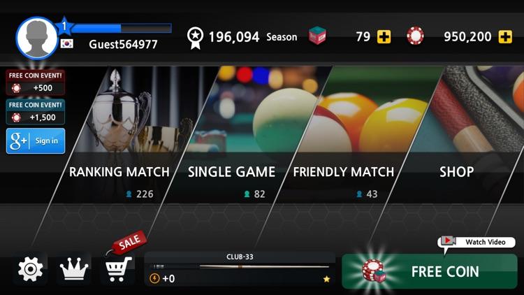 World Championship Billiards screenshot-3