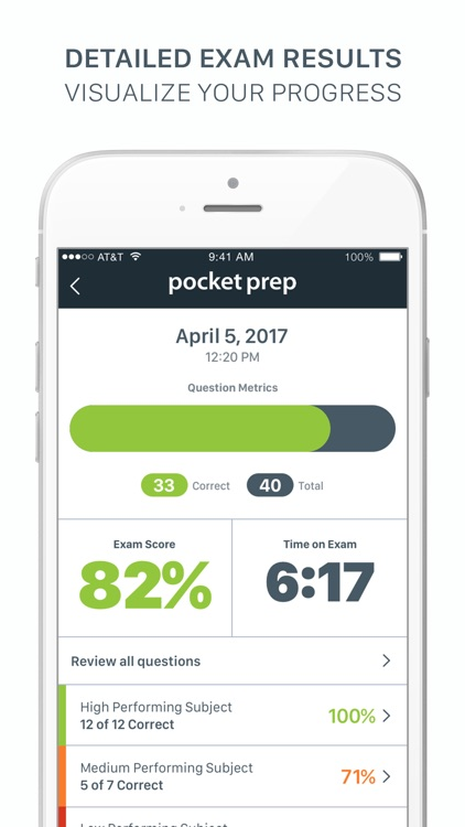 Praxis Core Pocket Prep screenshot-3