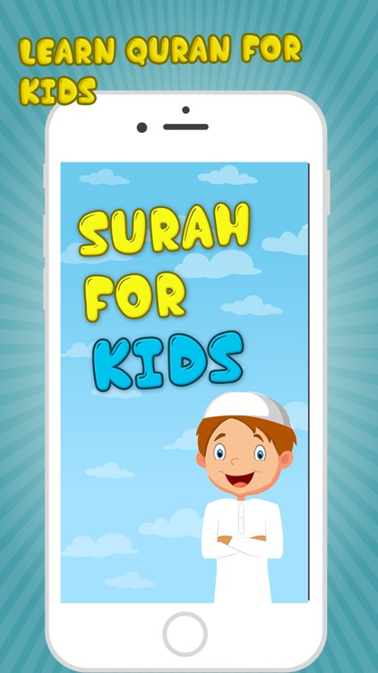 Kids Surahs & Namaz Learning Educational Free App by