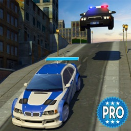 Escape Police Car Chase Game: PRO