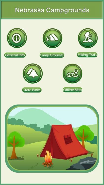 Nebraska Camping And National Parks