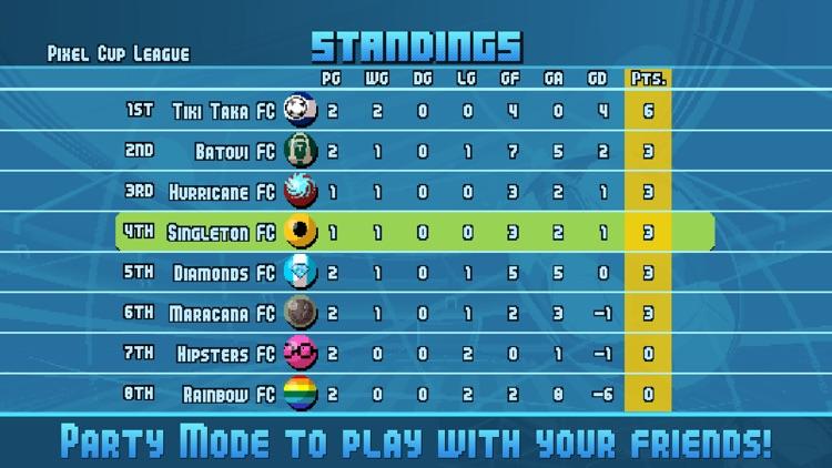 Pixel Cup Soccer 16 screenshot-3