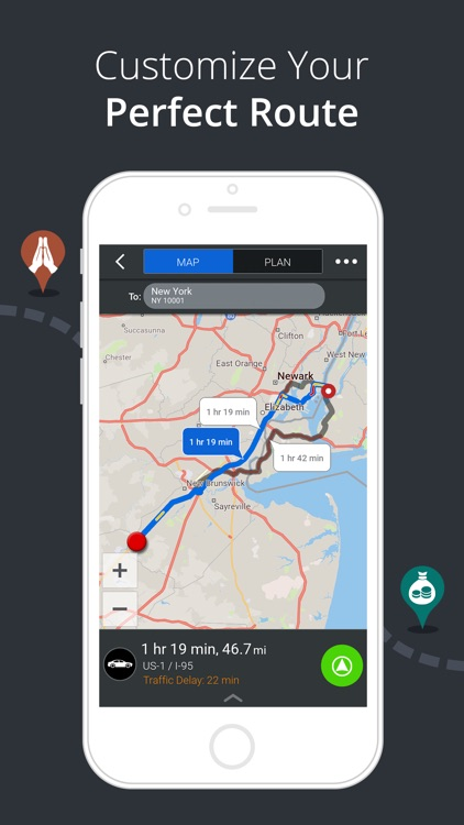 CoPilot GPS – Car Navigation & Offline Maps