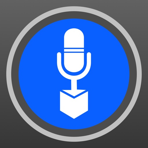 RecUp (was DropVox) Record Voice Memos to Dropbox