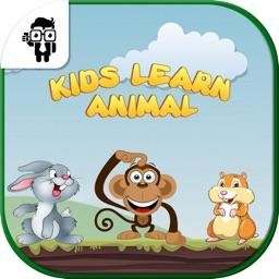 Kids Game Learn Animal Name