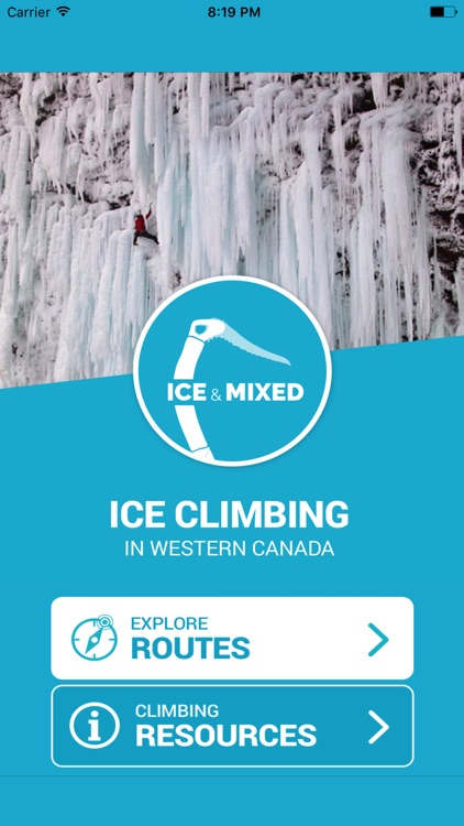 Ice and Mixed: Western Canada