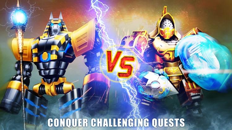 Ultimate Robot Fighting screenshot-3