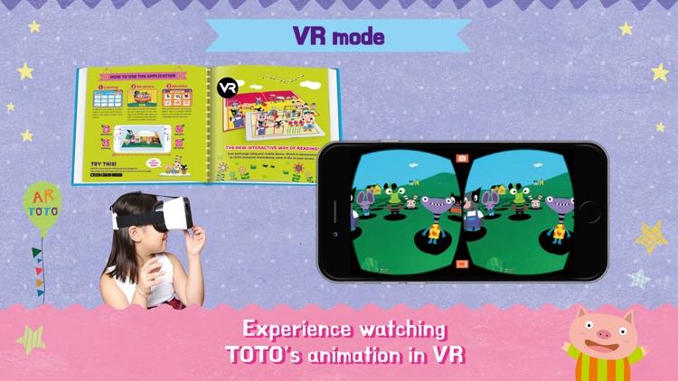 TOTO 21 - AR/VR/MR BOOK+APP screenshot-4