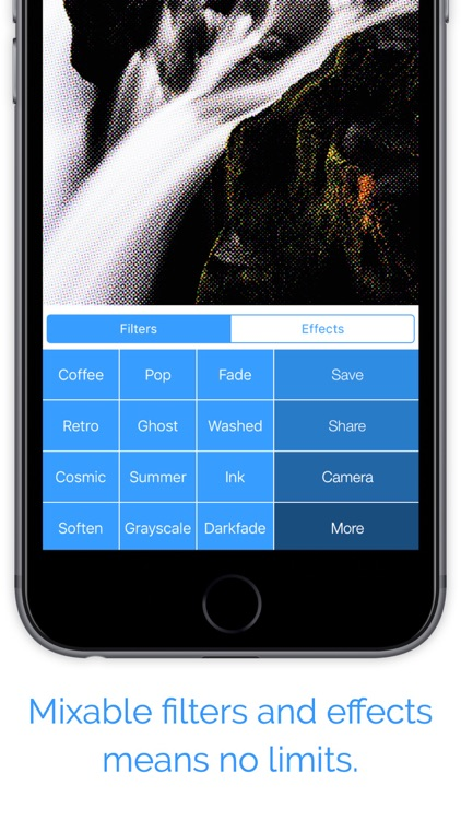 QuickPix - Mixable Filters screenshot-3