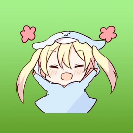 Ami - Anime Girls Sticker