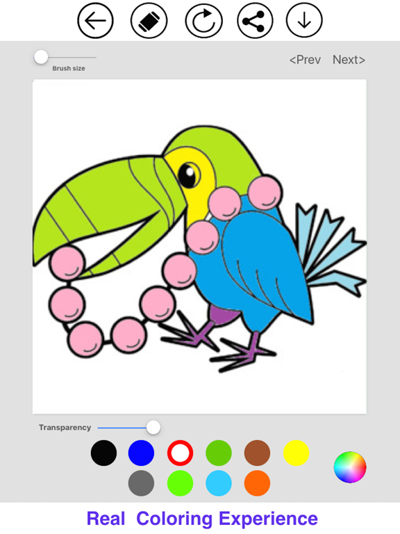 Recolor - Colory Book For Kids and Adults screenshot 7